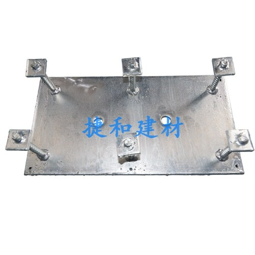 幕墙预埋件外形平凡作用大-深圳市嘉捷和建材有限公司