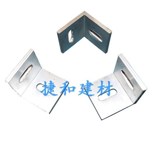 镀锌角码的优点及用途-深圳市嘉捷和建材有限公司