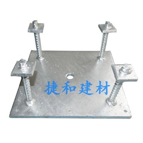 关于幕墙预埋件的工艺流程-深圳市嘉捷和建材有限公司