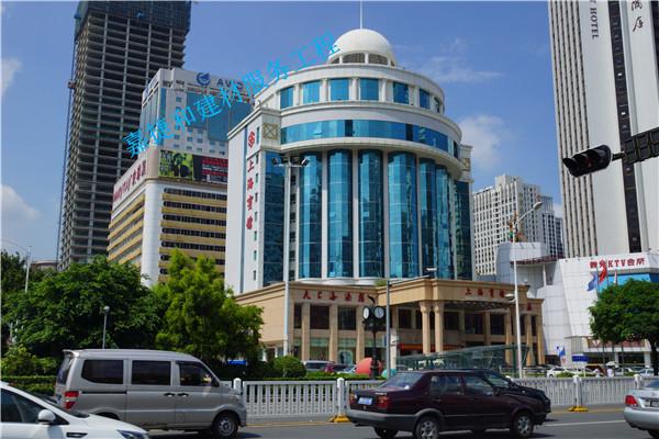 金属幕墙的防雨水构造规定-深圳市嘉捷和建材有限公司