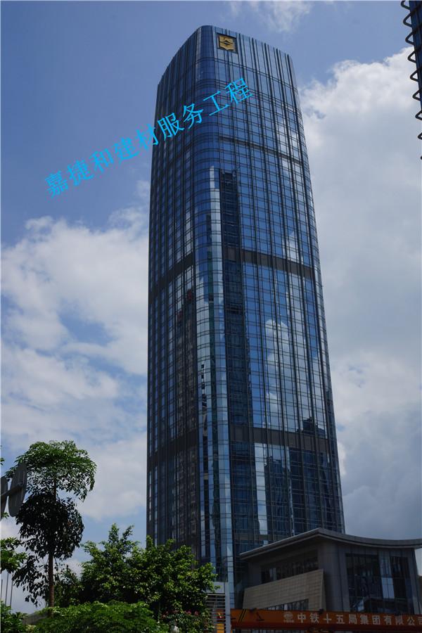 深圳福田区香格里拉酒店-深圳市嘉捷和建材有限公司