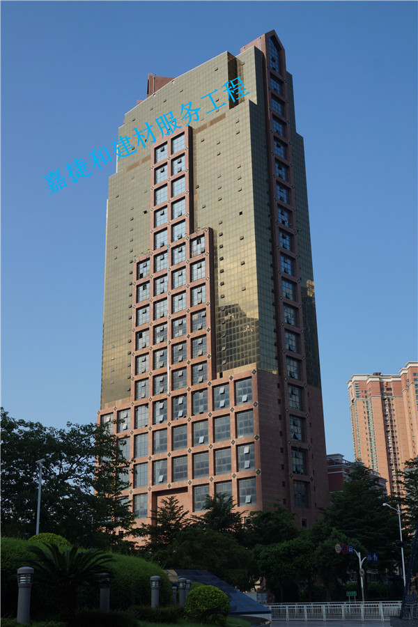 浅析我国玻璃幕墙的应用-深圳市嘉捷和建材有限公司