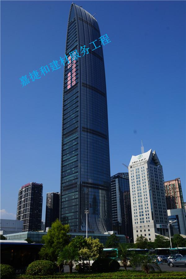 中国建筑幕墙发展前景-深圳市嘉捷和建材有限公司