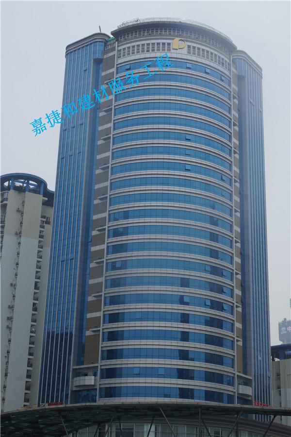 深圳南山区保利大厦-深圳市嘉捷和建材有限公司