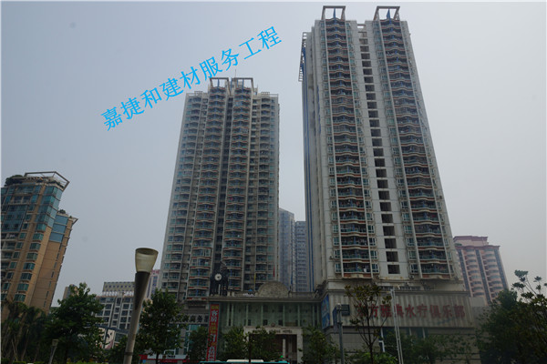 深圳南山区东方雅典酒店-深圳市嘉捷和建材有限公司