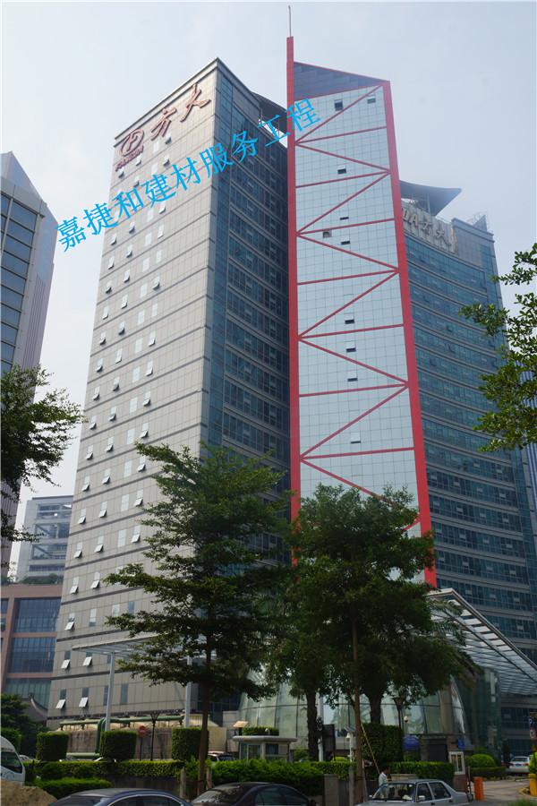 幕墙铝单板的使用优势-深圳市嘉捷和建材有限公司
