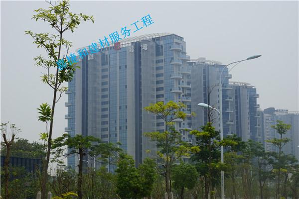 单元式幕墙的防水系统设计-深圳市嘉捷和建材有限公司
