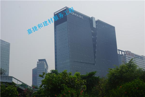 玻璃幕墙施工工艺-深圳市嘉捷和建材有限公司