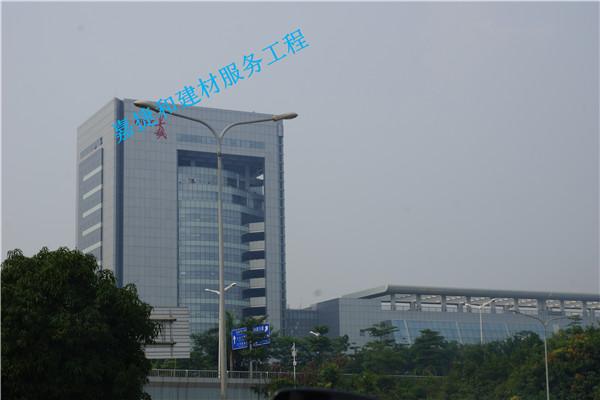 深圳南山区长城科技大厦-深圳市嘉捷和建材有限公司