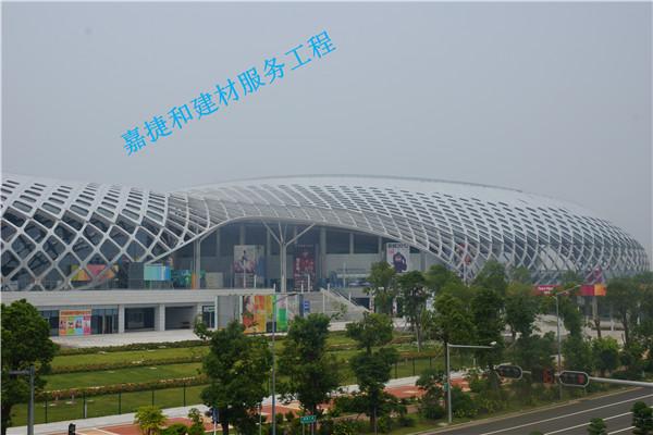 """深圳湾体育中心""""春茧"""""""