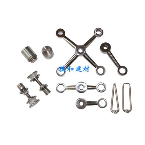 316、304型不锈钢驳接爪产品特点-深圳市嘉捷和建材有限公司