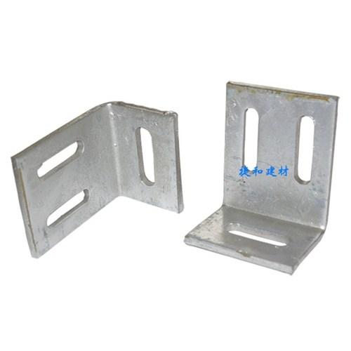 幕墙角码的规格和镀锌层一般是多少?-深圳市嘉捷和建材有限公司