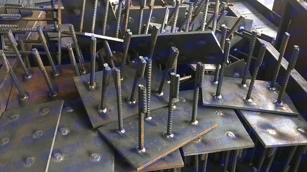 预埋件为什么要镀锌-深圳市嘉捷和建材有限公司