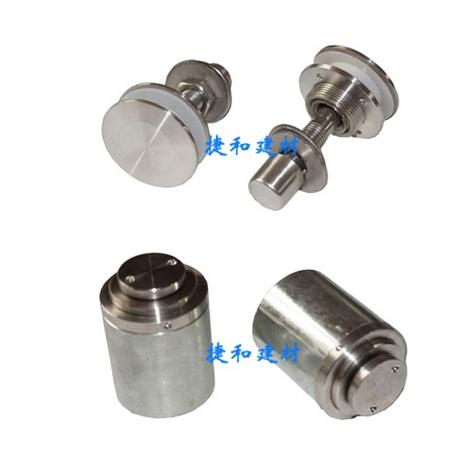 不锈钢驳接爪、转接件锁死的解决方法-深圳市嘉捷和建材有限公司
